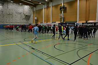 2. International Indoor-Cup in der Sporthalle Enns