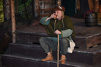 Theater am Fluss: Premiere Robin Hood