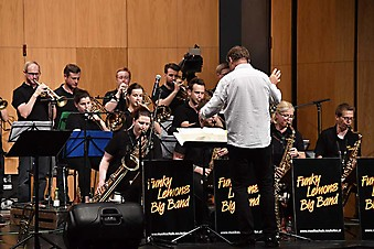 THOMAS GANSCH & The Funky Lemons Big Band Live
