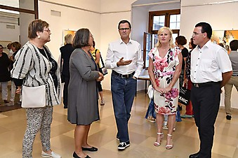 Vernissage: Sommerpause
